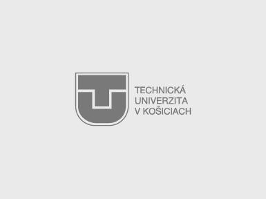 Technical University of Kosice, Slovakia
